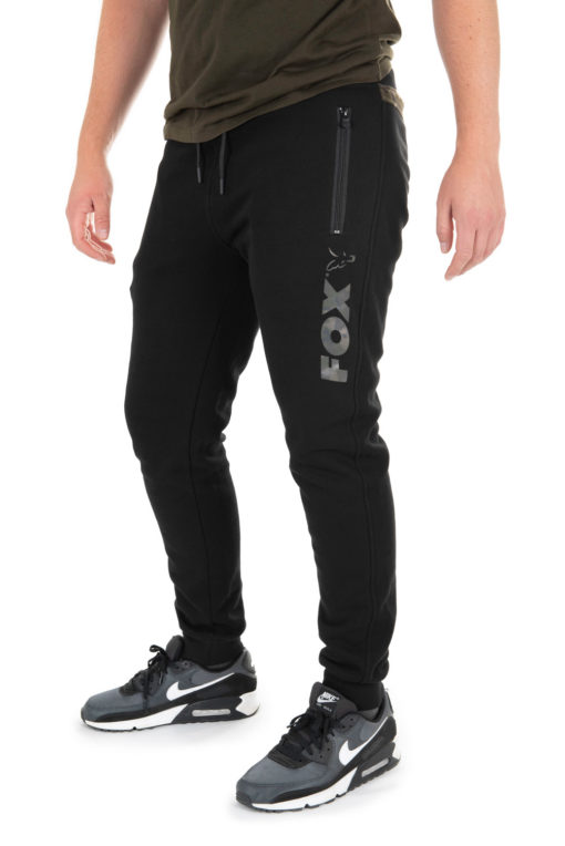 Fox Black/Camo Print Jogger 3