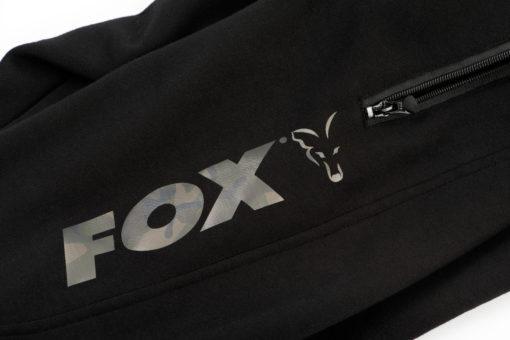 Fox Black/Camo Print Jogger 5