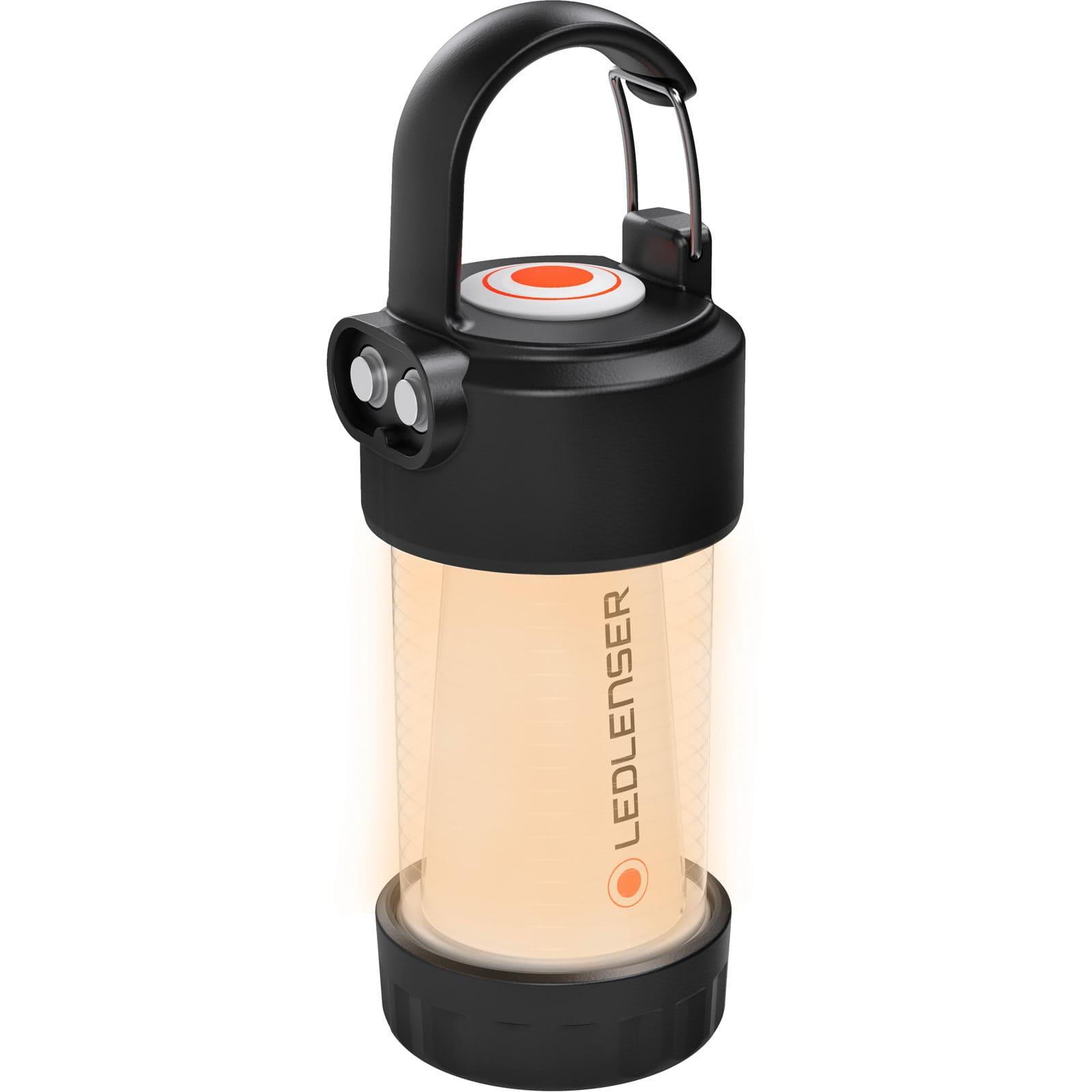 Led Lenser ML4 Warm Light Black 502231 300lm eine tolle Lampe Zeltlampe ansehen
