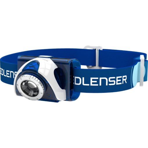 Led Lenser SEO7R Blue 4