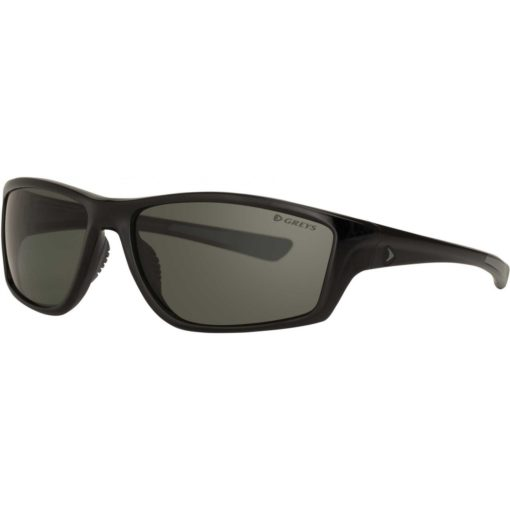 Greys G3 Sunglasses Gloss Black/Green Grey 2