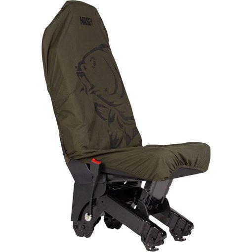 Nash Tackle Car Seat Covers 1