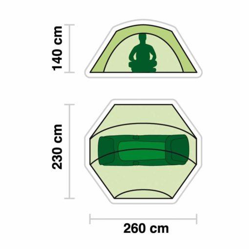 JRC TX 2G Bivvy Wrap 4