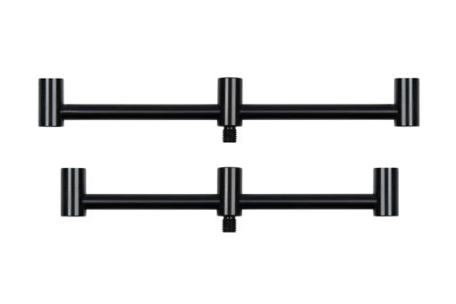 Fox Black Label Slim 3 Rod Buzz Bars 190mm - 220mm 3