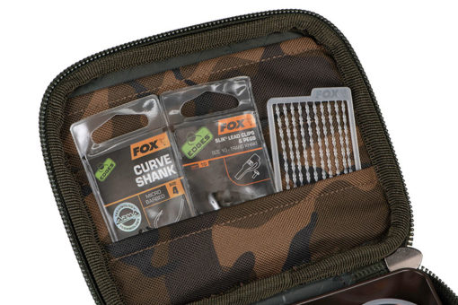 Fox Camolite Rigid Lead and Bits Bag Compact 5