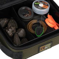 Fox R-Series Rigid Lead and Bits Bag Compact 9