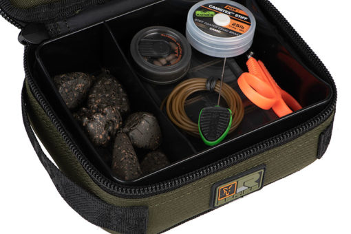 Fox R-Series Rigid Lead and Bits Bag Compact 6
