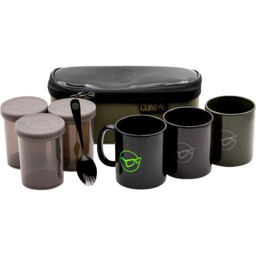 Korda Compac Tea Set 3