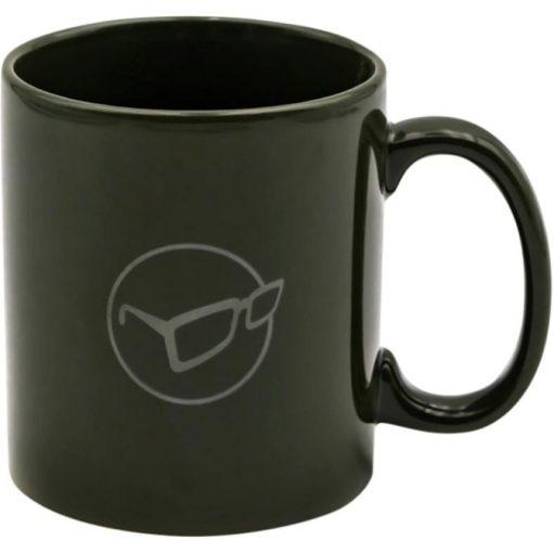 Korda Mug Glasses Logo Olive 3