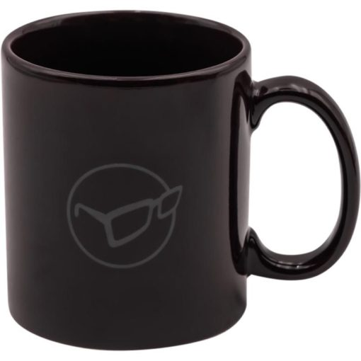 Korda Mug Glasses Logo Burgundy 3