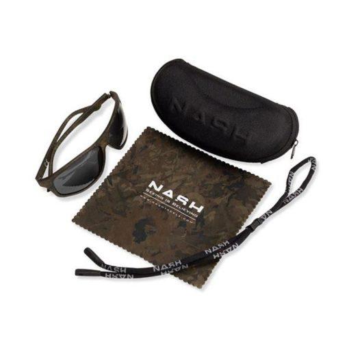 Nash Camo Wraps with Grey Lenses 4