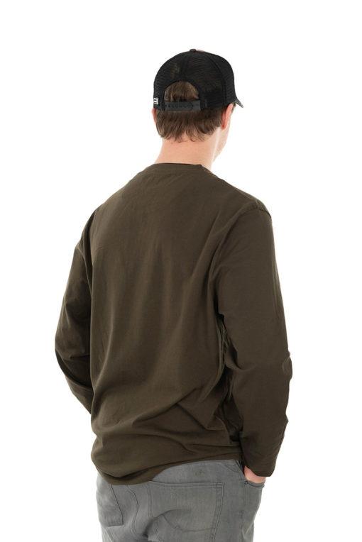 Fox Khaki/Camo Long Sleeve 4