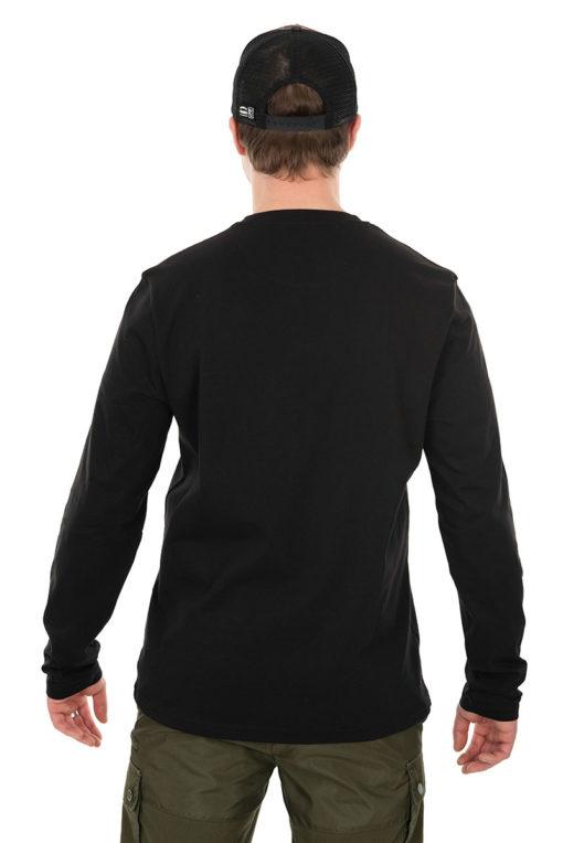 Fox Black/Camo Long Sleeve 4