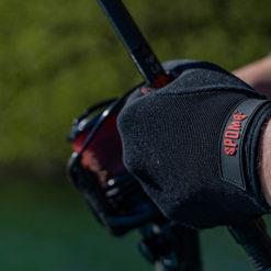 Fox Spomb Pro Casting Gloves Size S-M 7