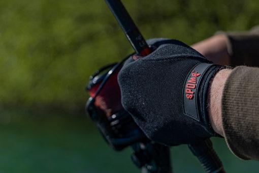 Fox Spomb Pro Casting Gloves Size S-M 5