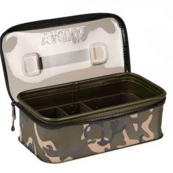 Fox Aquos Camo Rig Box and Tackle Bag 6