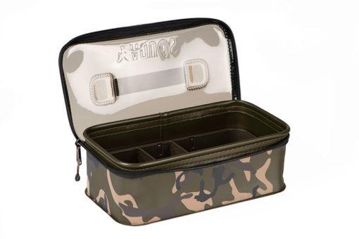 Fox Aquos Camo Rig Box and Tackle Bag 4