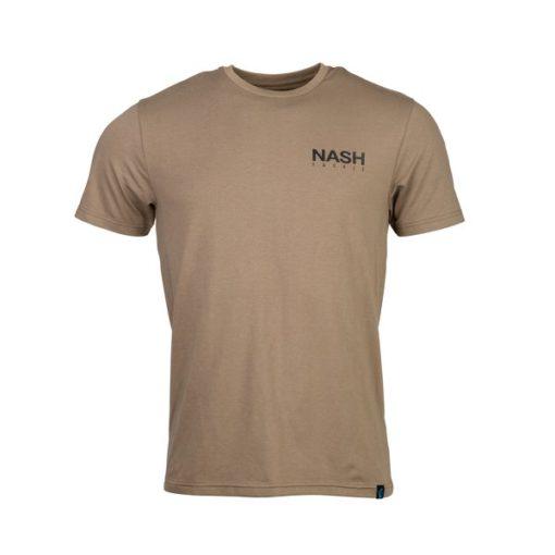 Nash Elasta-Breathe T-Shirt Green 3