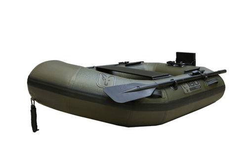 Fox 180 Inflatable Boat Green with Slat Floor 3