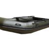 Fox 290 Inflatable Boat Green with Aluminium Floor 1