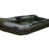 Fox 320 Inflatable Boat Green with Air Deck 1