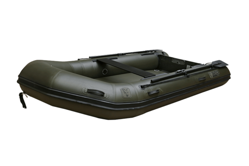 Fox 320 Inflatable Boat Green with Air Deck 3