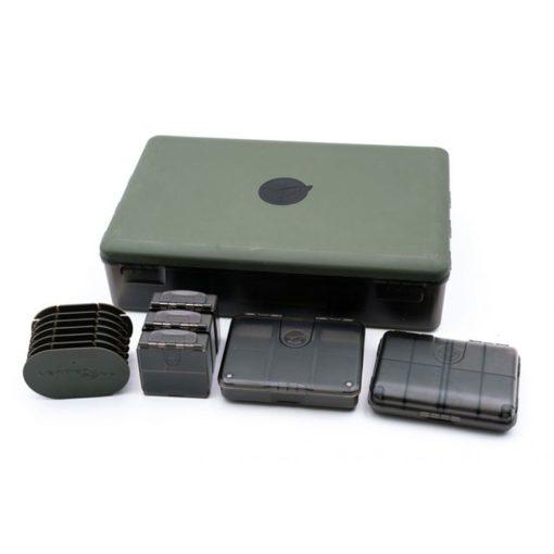 Korda Tackle Box Collection Bundle 3