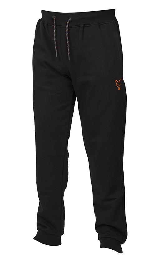 Fox Collection Black Orange Joggers 3