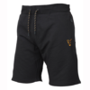 Fox Collection Black Orange Lightweight Jogger Shorts 2