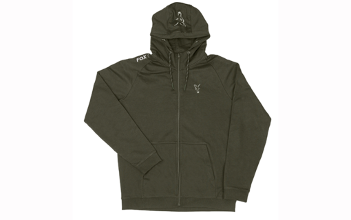 Fox Collection Green Silver Lightweight Hoody 3
