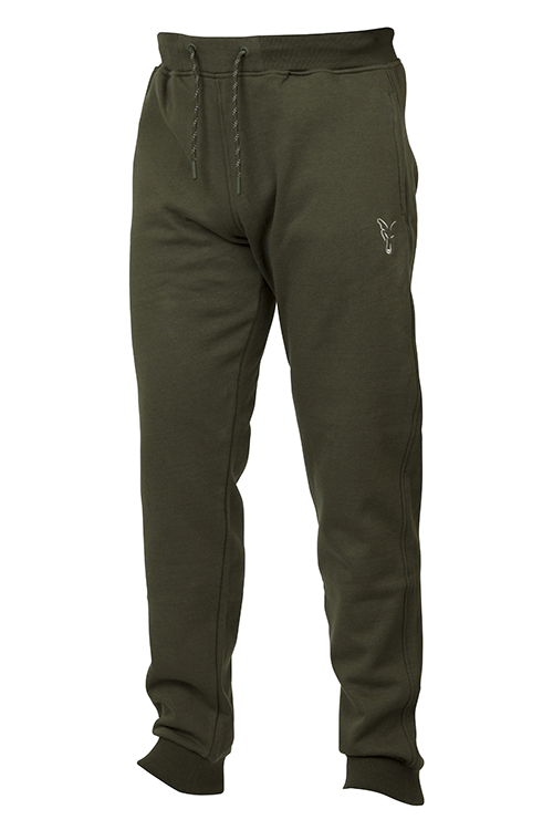 Fox Collection Green Silver Joggers 3