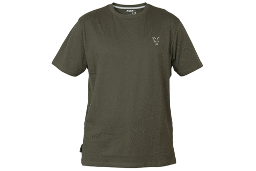 Fox Collection Green Silver T-Shirt 3