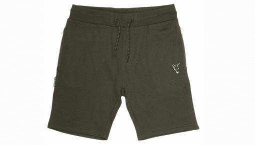 Fox Collection Green Silver Lightweight Jogger Shorts 3