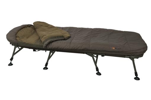 Fox Flatliner 8 Leg 3-Season Sleep System Bedchair 3