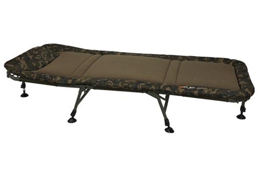 Fox Flatliner 6 Leg Bedchair 3