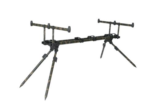 Fox Ranger MKII Camo 3 Rod Pod 3