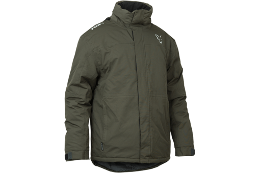 Fox Green/Silver Carp Winter Suit 3