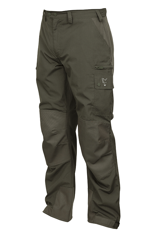 Fox Green Silver HD Trousers 3