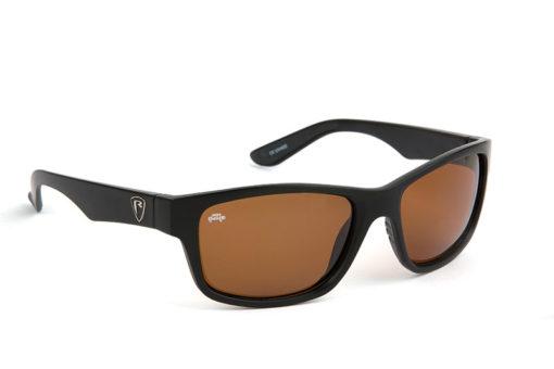 Fox Rage Matt Black/Brown Lens Sunglasses 3