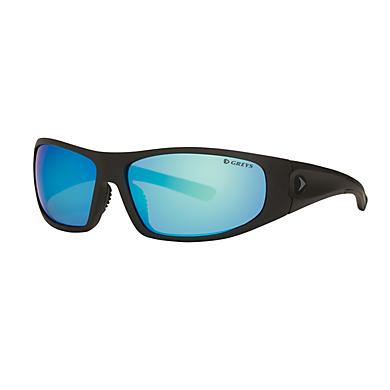 Greys G1 Sunglasses Matt Carbon/Blue Mirror Sonnenbrille Polbrille 3