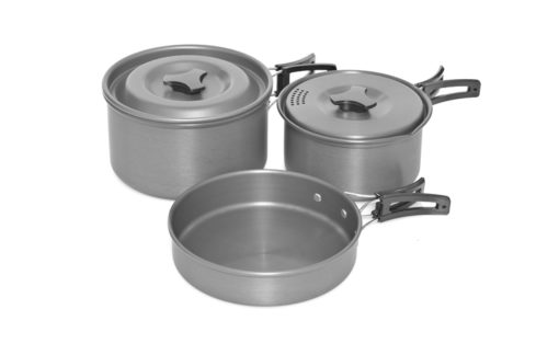 Trakker Armolife 3 Piece Cookware Set 3