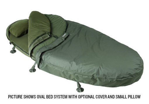 Trakker Levelite Oval Wide Bed Cover 3