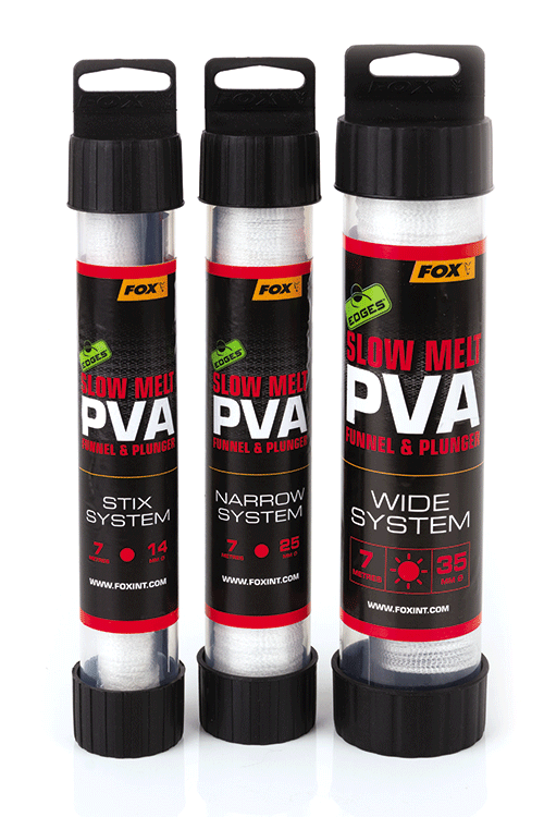 Fox EDGES PVA Mesh System 3