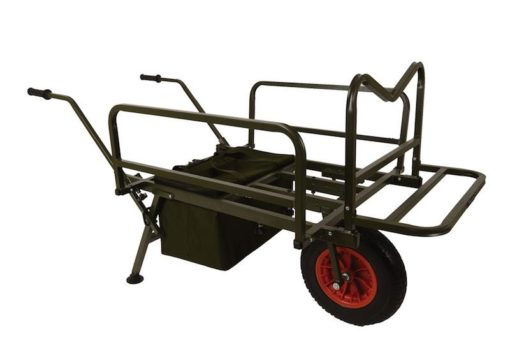 Solar Tackle SP All-Terrain Barrow with Punctureproof Wheel Trollie 3