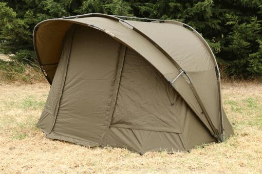 Fox R-Series 1 Man XL Khaki inklusive Inner Dome 3