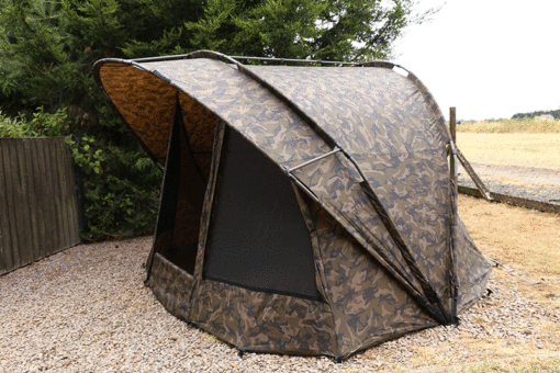 Fox R-Series 1 Man XL Camo Bivvy 3