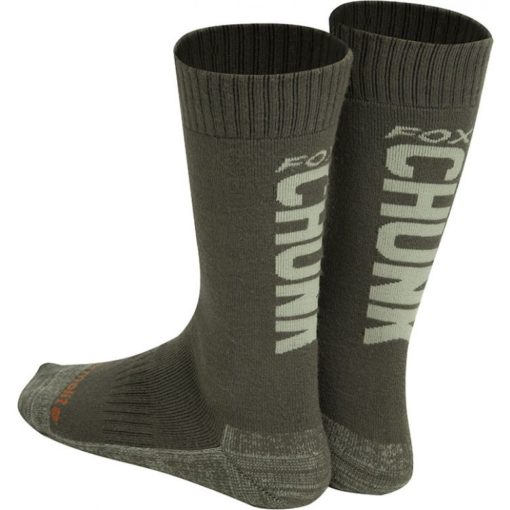 Fox Chunk Thermolite Session Socks 3