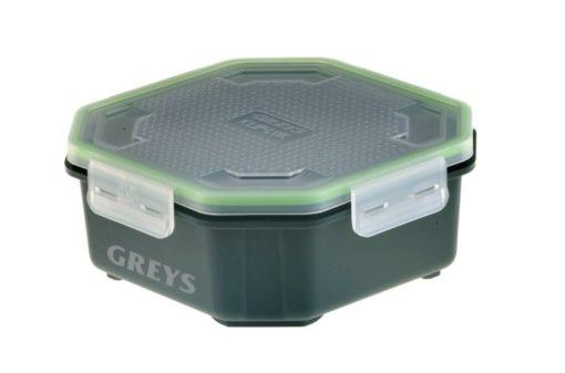 Greys Klip-Lok Perforierte Köderbox 3
