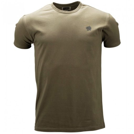 Nash Tackle T-Shirt Green 3