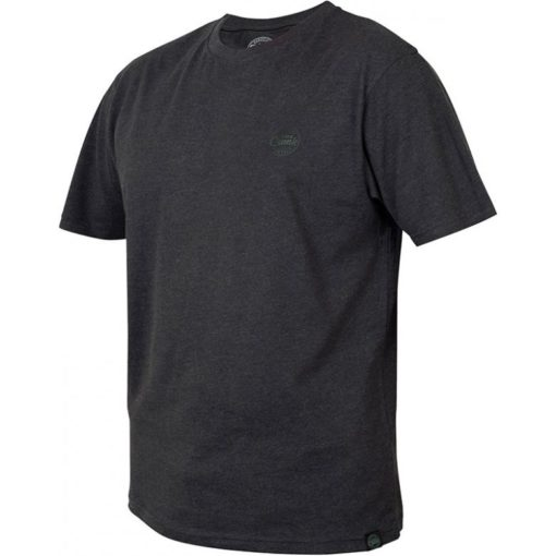 Fox Chunk Black Marl T-Shirt 3